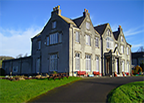 Photo of Knowle Hall main building